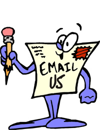 Contact us using Email
