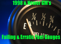 The Answer to GM's 1998 and Newer Erratic and Failing Fuel Gauge Problem / GM Fuel Tank Level Sensors