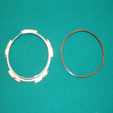Ford Lockring & Gasket Kit